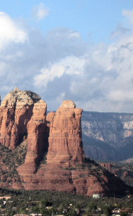 Coffeepot Rock Sedona - Natural Arizona Beauty